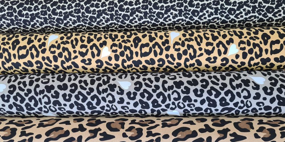 Fabrics with print Fall 2020